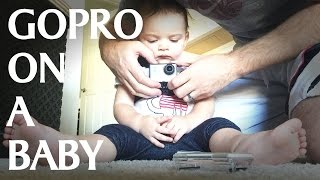 GoPro Hide And Seek With Toddler
