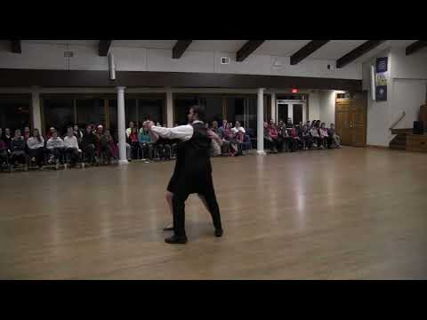 Christendom College's 2019 Swing & Waltz Competition | 1st Place Waltz  | Eric & Ciara