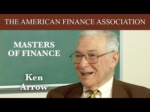 Masters of Finance: Ken Arrow