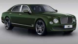 Bentley Mulsanne Le Mans Limited Edition 2014 Videos