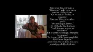 Michelle Causse - une écrivain en terres oubliées - film choc