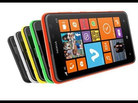Nokia Lumia 625 İncelemesi
