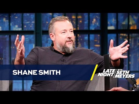 VICE's Shane Smith Reveals How He Brought Dennis Rodman to North Korea