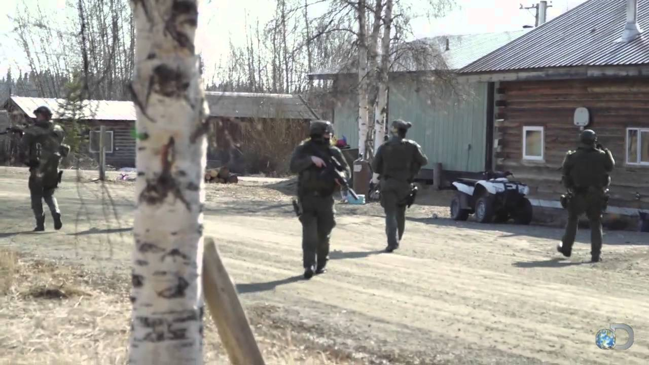 Download Police Officers Killed in 'Yukon Men' Town