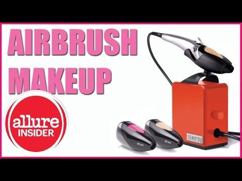 What's the Deal with Airbrush Makeup?