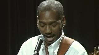 """Victor Bailey performs Continuum-""""Bass Lines"""" clinic at the Berklee 6-7-08"""