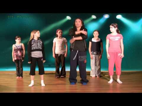 Hip Hop Dance Lesson Online With Caroline