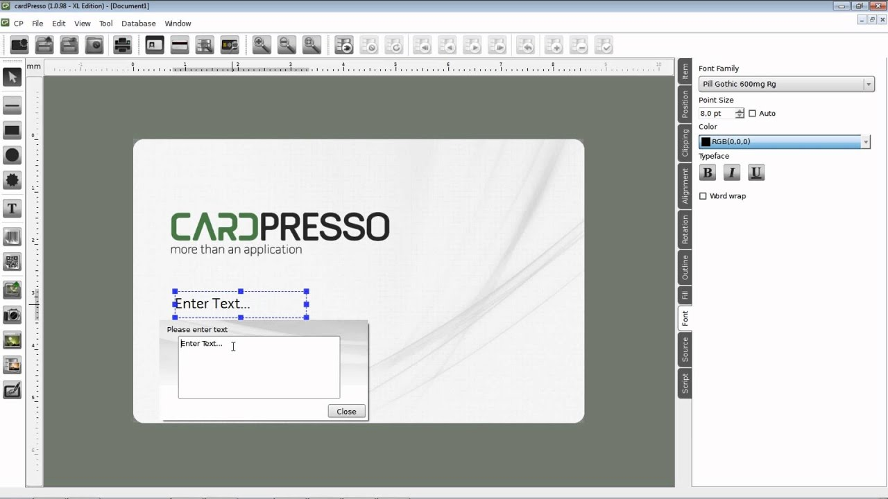 Video Tutorials - cp - cardPresso