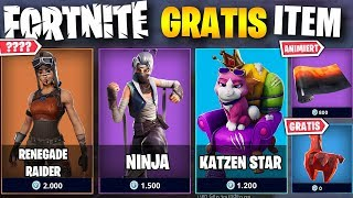 FREE backpack 💎 Renegade Raiders in the shop? 🎁 New Skins and Dances | Fortnite Leaks English