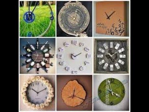 Часы своими руками картинки