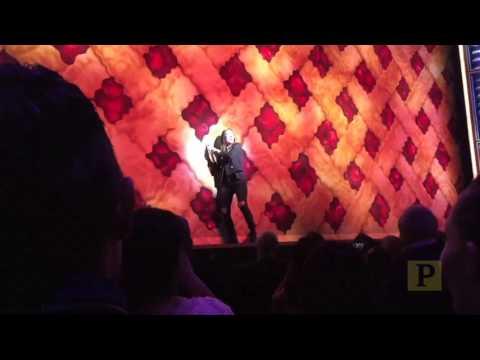 Sara Bareilles Sings Cut Song From