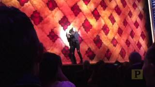 """Sara Bareilles Sings Cut Song From """"Waitress"""" During Technical Issue Break at March 30 Preview"""