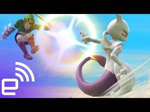 JXE Streams: 'Super Smash Bros. for Wii U' Mewtwo DLC | Engadget