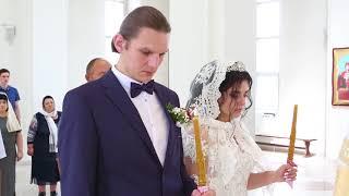 Венчание в Храме Вознесения Господня (2 Брянск)