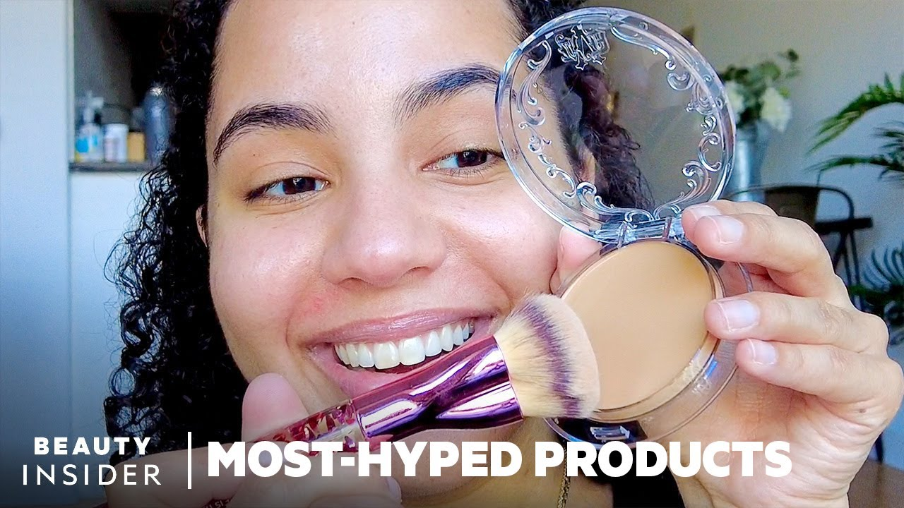 5 Most-Hyped Beauty Products From March