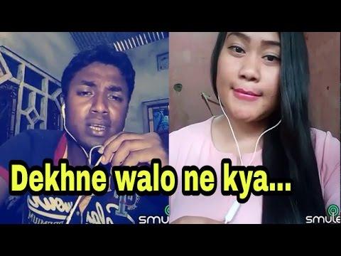 Dekhne walo ne kya kya nahi dekha hoga. My karaoke 58