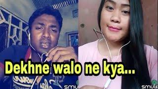 Dekhne walo ne kya kya nahi dekha hoga   My cover 58  
