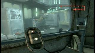 Fallout 3: Broken Steel starting DLC alternate ending with Fawkes