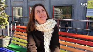 En un minuto  Lorena Gil, candidata de Podemos en Asturias. LNE