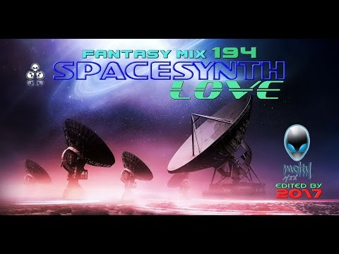 VA - FANTASY MIX 194 - SPACESYNTH LOVE