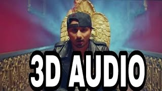 3D Audio |Chaar Bottle Vodka |YoYo Honey Singh |HEADPHONE MUST