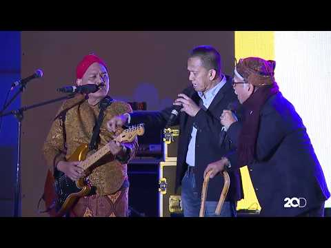 Ngakak Sekaligus Nostalgia Bareng Bagito di Acara Indonesia Happy