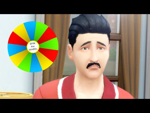 Wheel Spin Forced Me to Have a Baby with Bob Pancakes in The Sims 4 (Streamed 6/13/19)