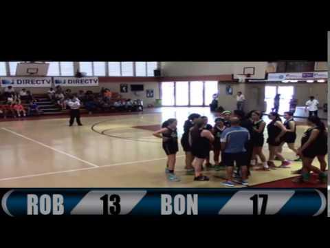 Robinson vs Bonneville - Final Baloncesto JV Fem Div B PRHSAA 2015