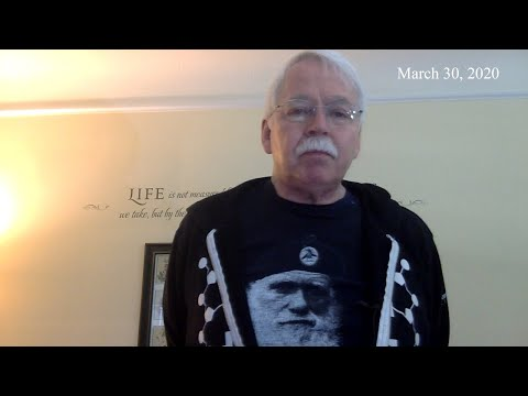 COVID-19: Interesting News From China And Iceland - Virus Expert Dr. Harry Kestler (March 30, 2020)