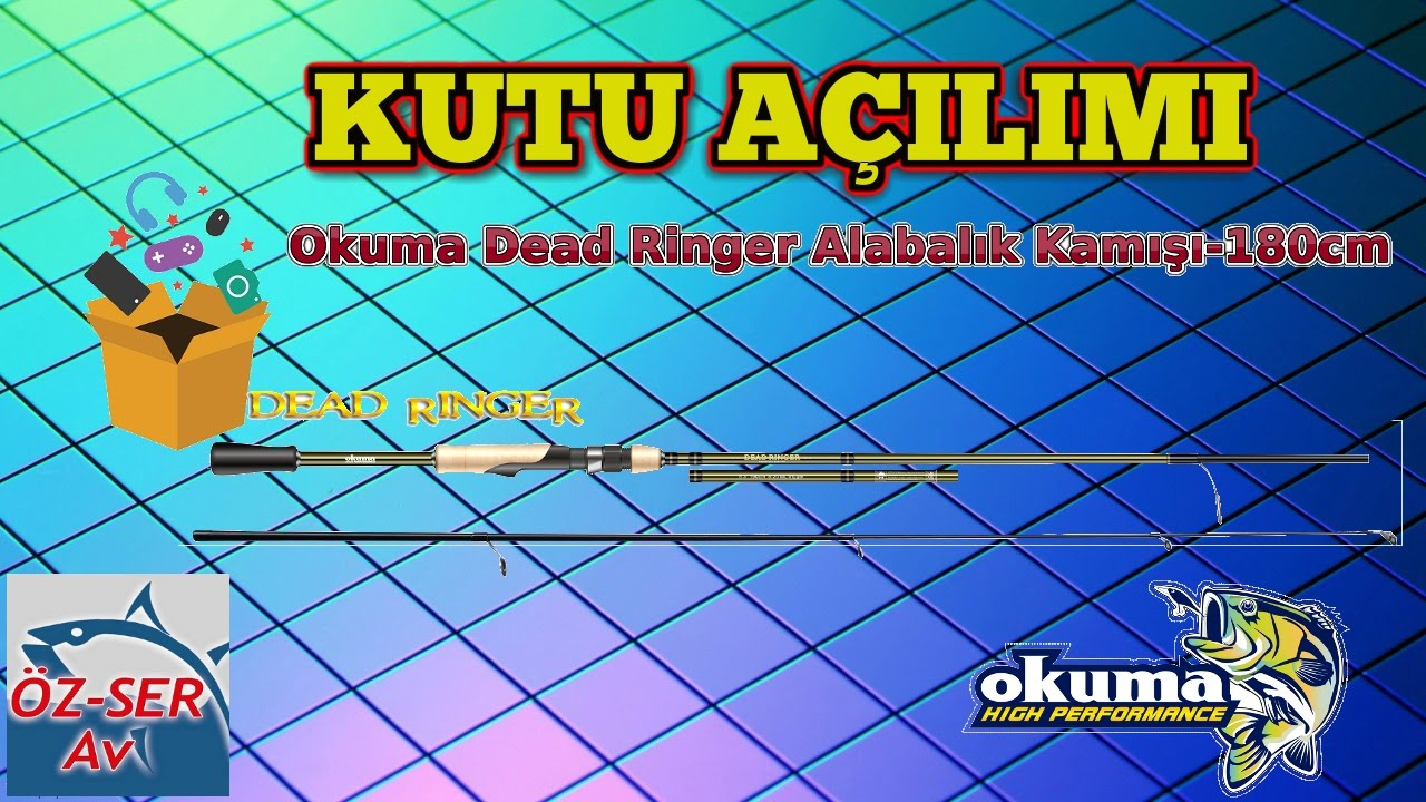 Reel Okuma Deadringer Drgr 253 Daftar Harga Terbaru Dan Terlengkap Dead Ringer 25 Spin Kam Kutu Alm Zser Av