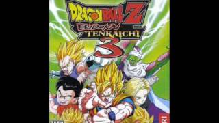 Dragon Ball Z Budokai Tenkaichi 3 Intro instrumental full