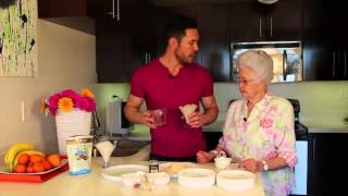 Cooking With Oma (with Special Guest And Friend Jay Bradley)