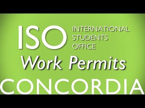 Work Permits In Canada