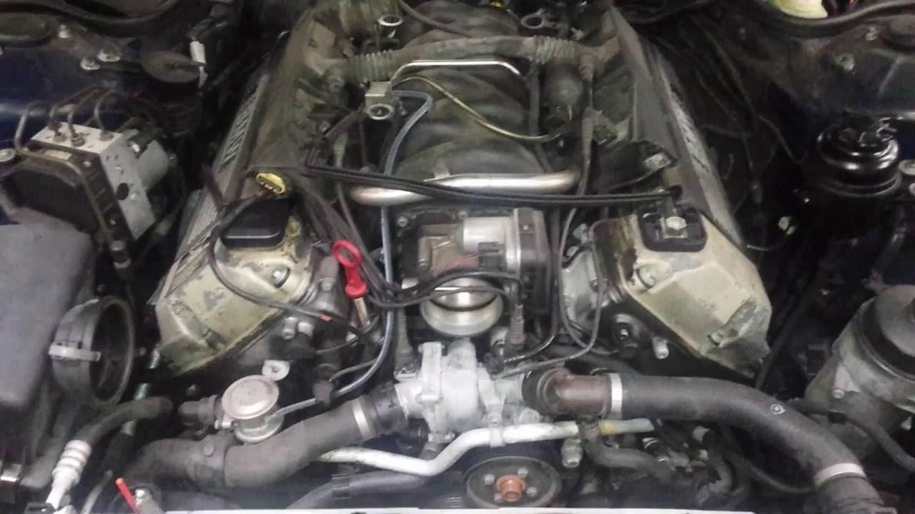 2001 bmw 740i engine diagram
