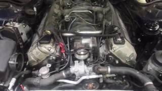 99 01 Bmw E38 740 M62tu Vanos 4 4l Engine Wire Harness Diagram Youtube