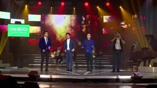 [TÔI TỎA SÁNG] LK Chờ Em Trong Đêm, Tình Yêu Hoa Gió - The Men, Khắc Việt