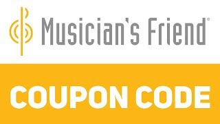 Musician's Friend coupon