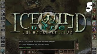 Let's Play Icewind Dale: Enhanced Edition Gameplay #5 - Kuldahar