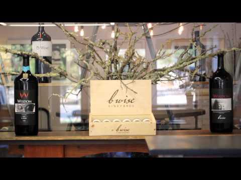 B Wise Vineyards Tasting Room Kenwood
