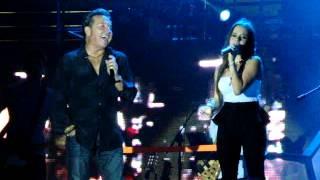 Ricardo Montaner y Evaluna - La Gloria de Dios