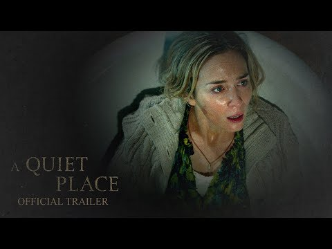 A Quiet Place | Teaser Trailer | Paramount Pictures UK