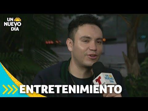 Premios Billboard 2020: Raymix dice que sueña con trabajar con J Balvin | Un Nuevo Día | Telemundo