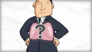 COPD(慢性閉塞性肺疾患)を知る~あなたの肺、おいくつですか?