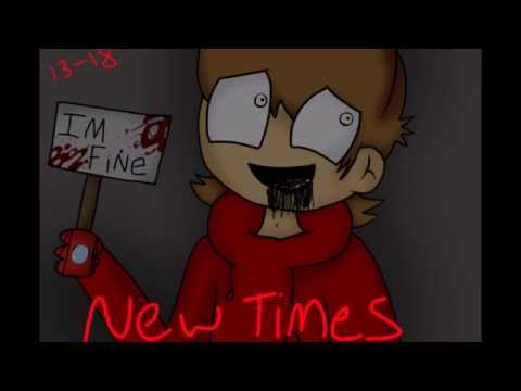 New Times Eddsworld Comic pages 13-18