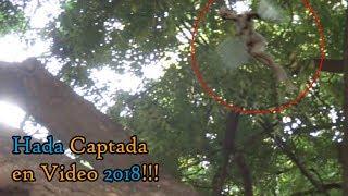 Increible!!! Hada aterroriza a una familia en un parque de Nicaragua 2018 - Real?