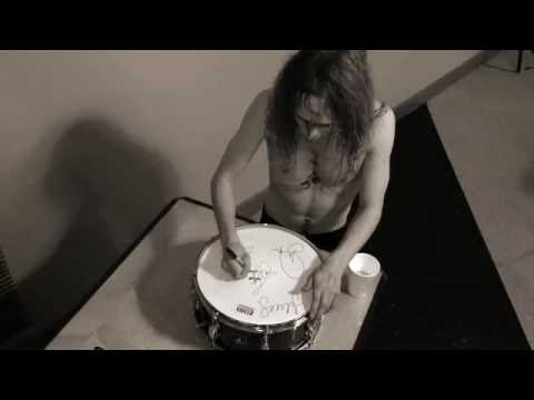 TRIBULATION - North American Tour + Signed Drum Giveaway
