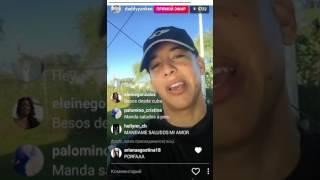 Daddy Yankee Instagram Live #1
