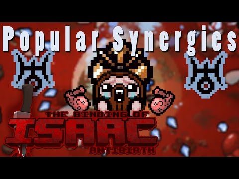The Binding of Isaac Antibirth | THE BLIZZARD! | Popular Synergies!