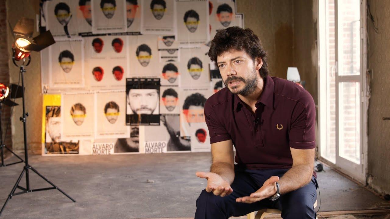 Álvaro Morte habla sobre la nueva temporada de 'La casa de papel' y las consecuencias del