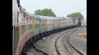 Mumbai To Rajkot : Full Journey : 12267 MMCT - RJT Duronto Exp…